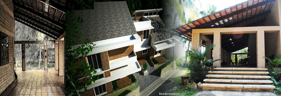 Space architecture mysore for Architecture design for home in mysore